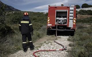 Προειδοποίηση για υψηλό κίνδυνο πυρκαγιάς