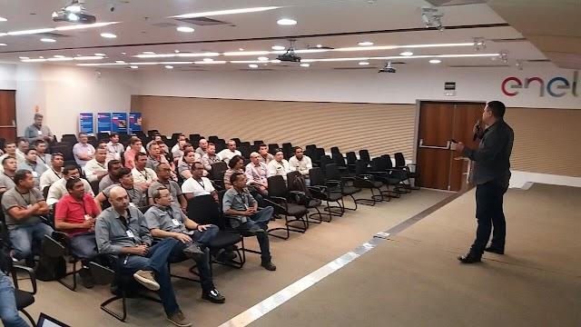 Milagrense Adelácio Cruz ministra palestras em 4 cidades do Ceará no último final de semana