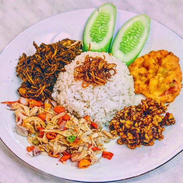 Nasi Ayam Sambal Matah