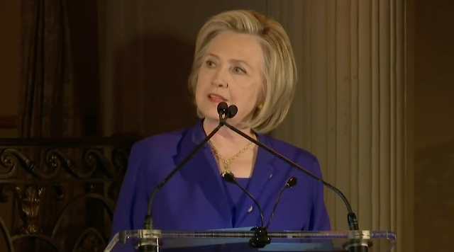 """Hillary Clinton: I Warned You Of Trump Separating Families, """"People Being Rounded Up On Trains And Buses"""" (Video)"""