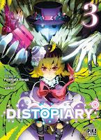 Distopiary, Manga, Critique Manga, Pika Edition, Tellmin, Fumitaka Senga,
