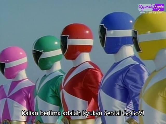 Kyukyu Sentai GogoV