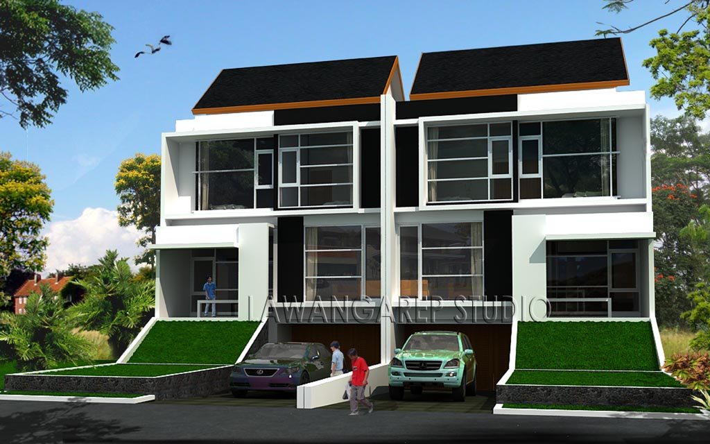 Model Desain Bentuk Gambar Atap Rumah Minimalis Sederhana ...