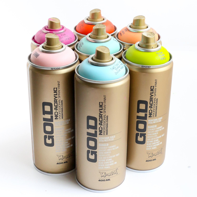 various sizes spray paint in various colors deco color premium paint. Black Bedroom Furniture Sets. Home Design Ideas