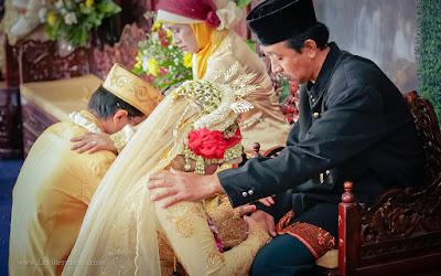 Ucapan Sungkeman Pernikahan Dalam Bahasa Jawa