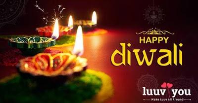 HAPPY DIWALI WISHES 2019 SHAYARI, HINDI QUOTES, SMS, MSGS