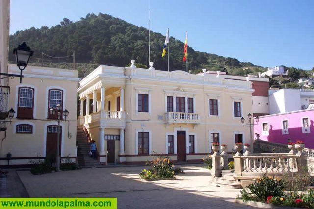 El Ayuntamiento de Villa de Mazo suspende todas las actividades por la alerta