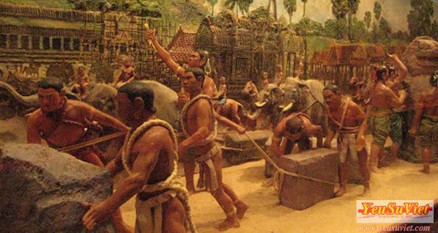 lịch sử việt nam qua các thời kỳ, phù nam, chân lạp, chăm pa, đại việt