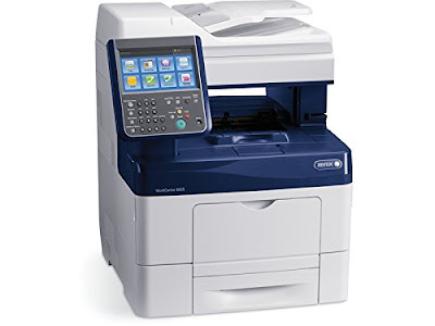 Xerox WorkCentre 6655 Printer Driver Download