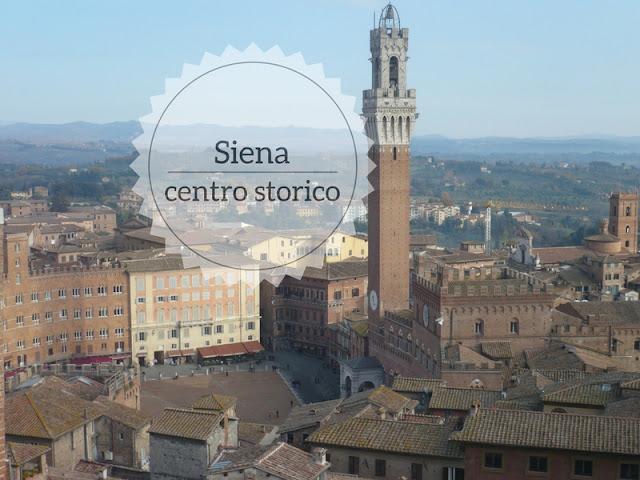 Cosa vedere nel centro storico di Siena. Veduta di piazza del Campo