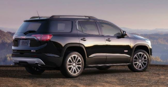 2018 GMC Acadia Denali Engine, Release Date and Price