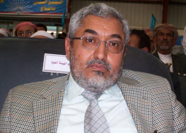 عاجل مقتل قيادي في حزب التجمع اليمني للإصلاح محمد قحطان