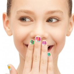 Fingernail friends NPW autocollants ongles pour enfants