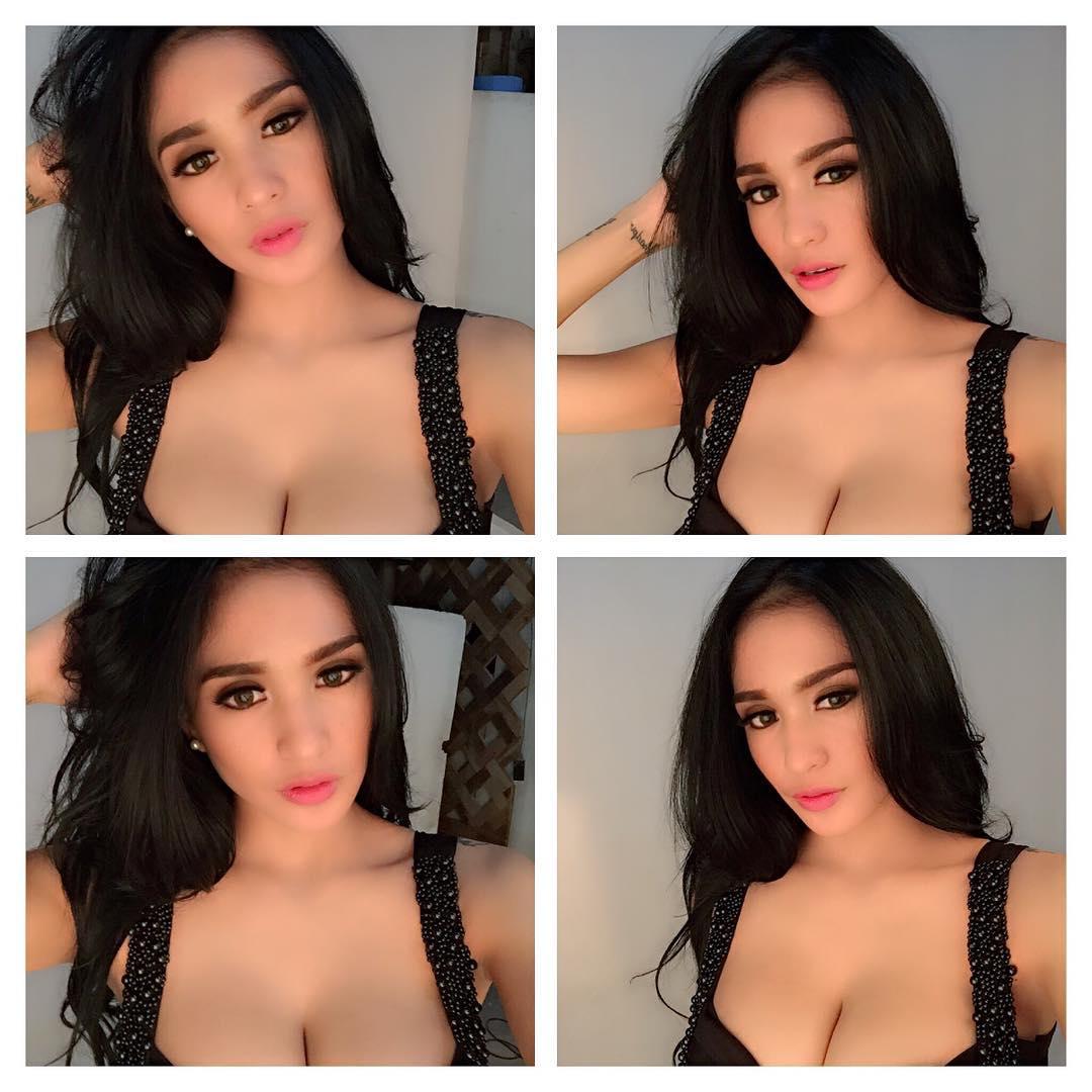 Kumpulan Foto Selfie Bibie Julius Terbaru - REVIEW CERDAS