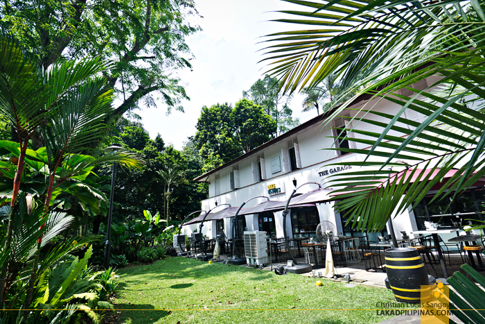 Singapore Botanic Gardens Restaurant