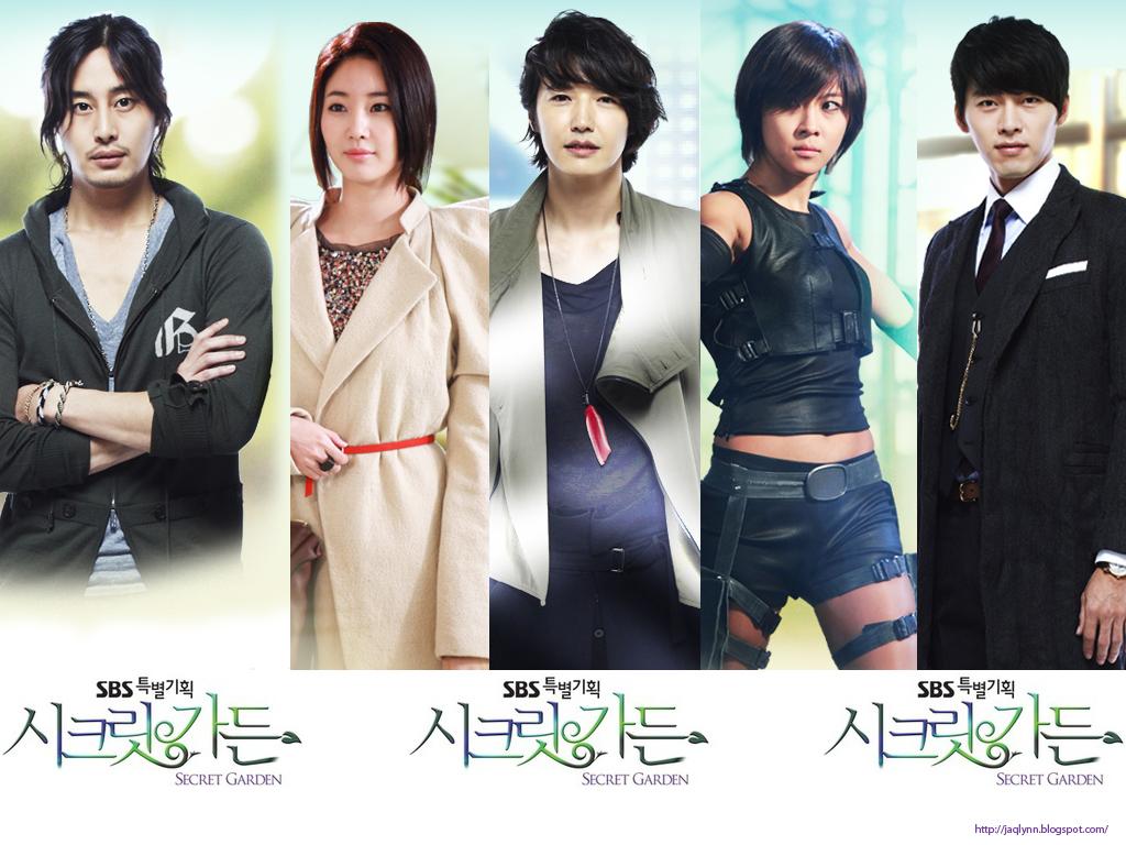 Secret garden kdrama as me adambarakari on tv1 drama queen for Secret garden korean drama cast