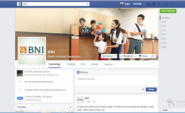 BNI Facebook