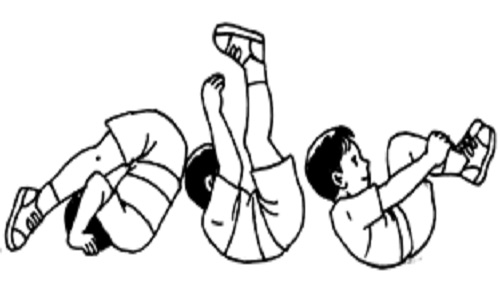 Cara Melakukan Roll Depan dan  Belakang Baik dan Benar