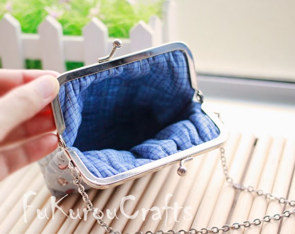 Cute Coin purse bag, กระเป๋า ผ้า กระเป๋า ปิ๊กแป๊ก ใส่ ตังค์เหรียญ น่ารัก