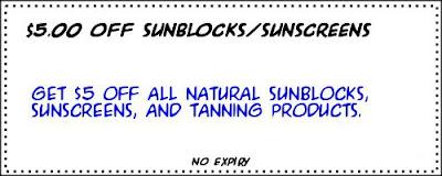 iHerb coupon sunscreen