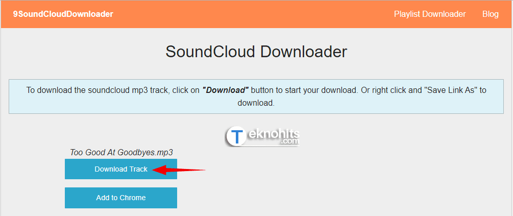 9 Soundcloud Downloader