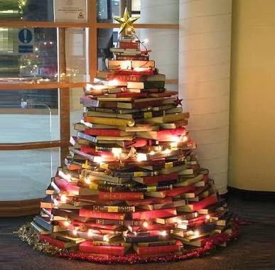 serunya cara membuat pohon natal sederhana - buat malam