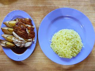 Nasi Ayam Hainan Budi Siang Malam