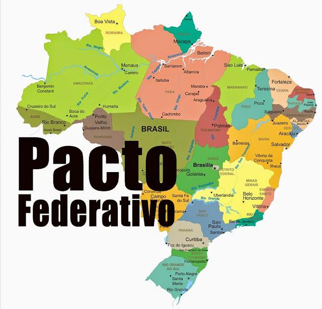 Resultado de imagem para Pacto Federativo