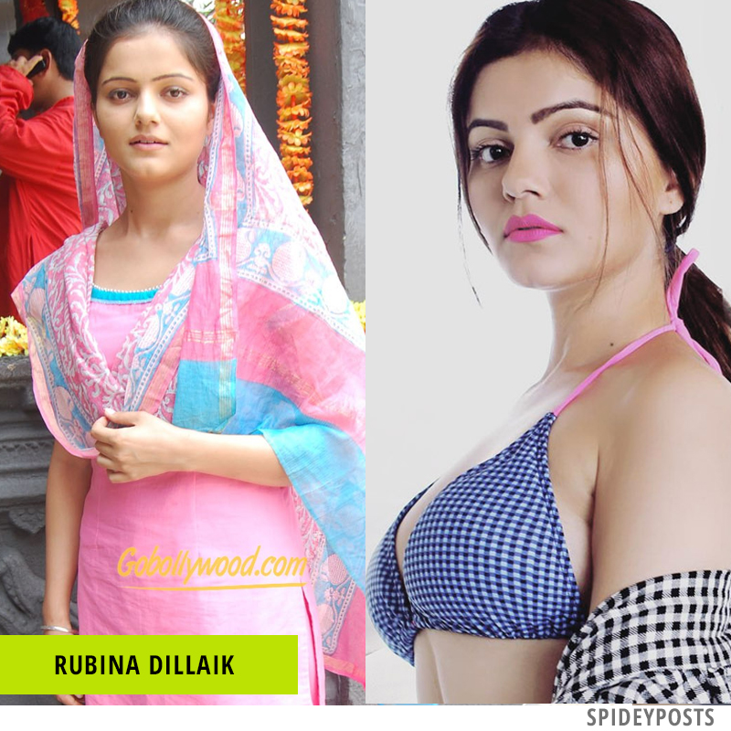 Hot pics of Rubina Dilaik