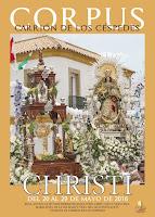 Fiesta del Corpus Christi 2016 - Carrión de los Céspedes