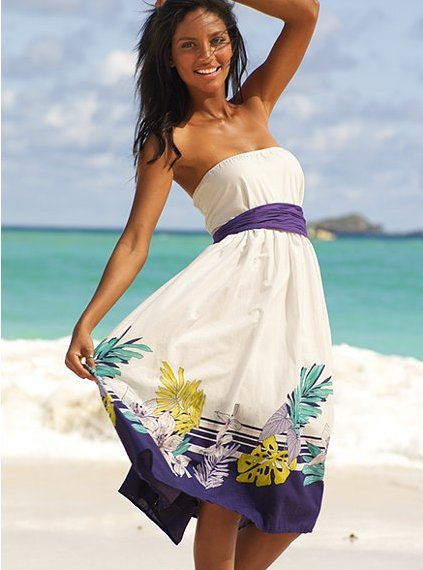 Fashion and Art Trend: Cute Summer Dress 2012