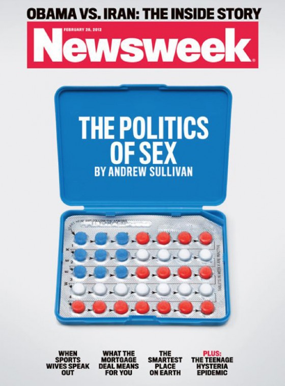 Newsweek. The politics of sex