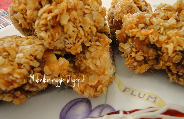 Makan Ayam Goreng Bikin Gendut?
