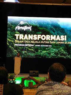 Selamatkan Hutan dan Lahan Dengan Pengelolaan yang Tepat