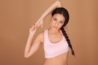 Interlock Arm Stretches