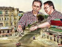 Keceplosan? Kata Ahok, Jokowi TAK Bisa Jadi Presiden TANPA Jasa dari Pengembang