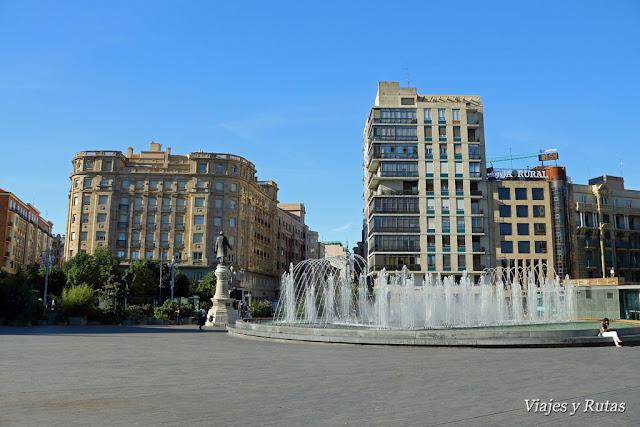 Campo Grande, Valladolid