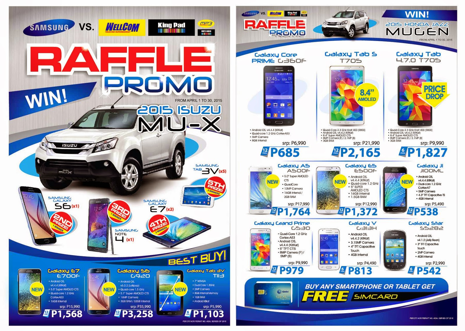 New product collect coupons win trip