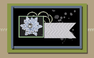Snow flurry punch Zena Kennedy independent stampin up demonstrator
