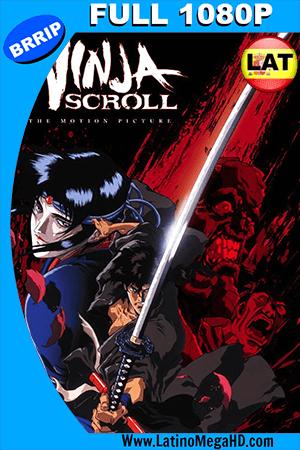 Ninja Scroll (1993) Latino Full HD 1080P ()