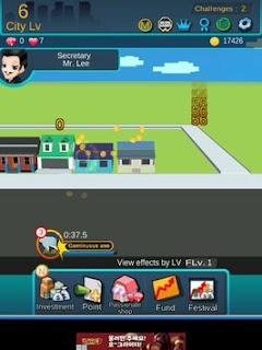 City Growing Touch In The City Mod Apk