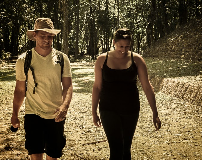 3 Unexpectedly Romantic Moments Travelling as a Couple in Central America