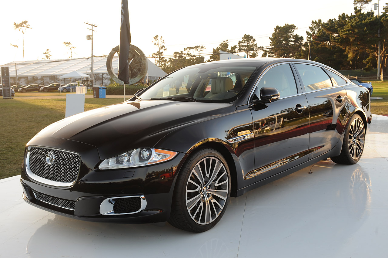 2013 Jaguar Xjl Ultimate Supercar Original