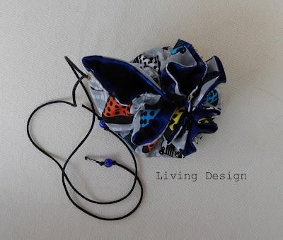 Living Design Dalek Dice Bag
