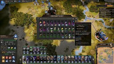 Fantasy General 2 Game Screenshot 5