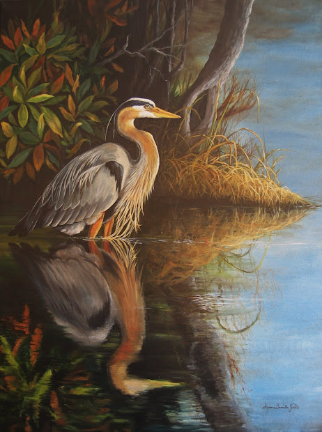 Free Wildlife Paintings