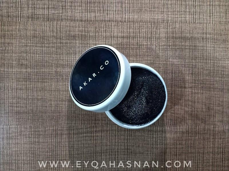 Kulit Cantik Hanya Dengan Skin Polisher Arang 2 In 1 Akar.Co