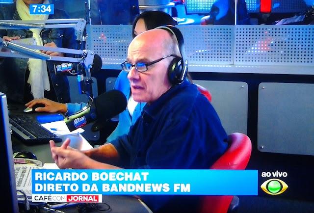 Resultado de imagem para Jornal da Band News FM
