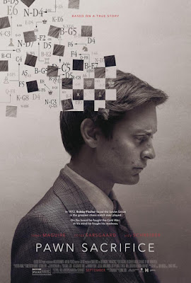 Pawn Sacrifice 2014 DVD R1 NTSC Latino