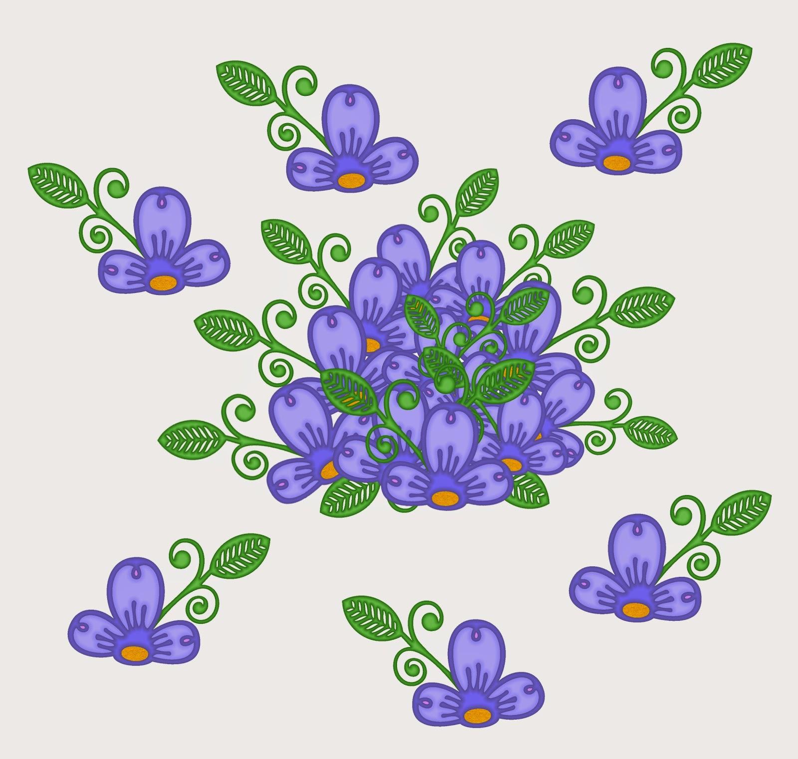 Clipart Blume 5